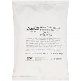Foothill Farms Whole Grain Spanish Brown Rice - 36 oz.