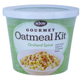 N'Joy Orchard Spice Oatmeal Kit 2.54oz.