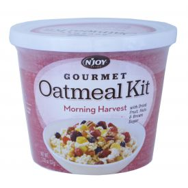 N'Joy Morning Harvest Oatmeal Kit 3.08oz.