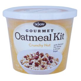 N'Joy Crunchy Nut Oatmeal Kit 2.33oz.