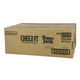 CHEEZ-IT Pepper Jack Baked Snack Crackers, 3 oz