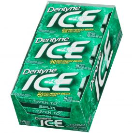 Dentyne Ice Spearmint Sugar Free Gum (16 ct)