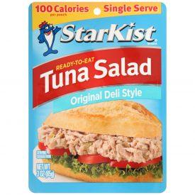 StarKist® Chunk Light Tuna Salad Pouch 3oz.