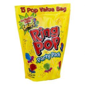 Ring Pop Party Pack Value Bag, 7.5 Oz
