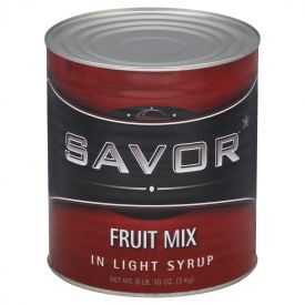 Savor Fruit Mix in Lite Syrup 106oz.