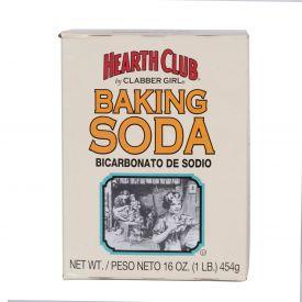 Hearth Club Baking Soda 16oz.