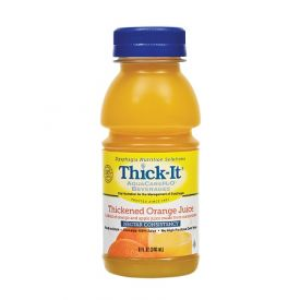 Thick-It Thickened Orange Juice Nectar Consistency 8oz.