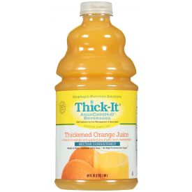 Thick-It Thickened Orange Juice Nectar Consistency 64oz.