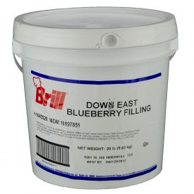 Brill Blueberry Filling 20lb