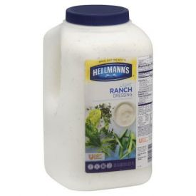 Hellmann's Light Ranch Dressing - 128oz