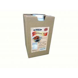 Superb Premium Liquid Fry Shortening Oil 35lb.