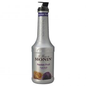 Monin Passion Fruit Puree 33.81oz.