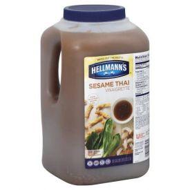 Hellmann's Sesame Thai Vinaigrette - 128oz