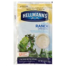 Hellmann's Light Ranch Dressing - 1.5oz