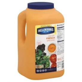 Hellmann's Creamy French Style Dressing - 128oz