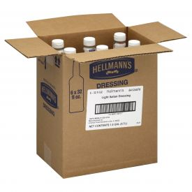Hellmann's Light Italian Dressing - 32oz
