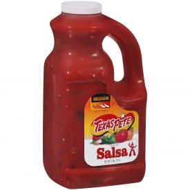 Texas Pete Medium Salsa 128oz.