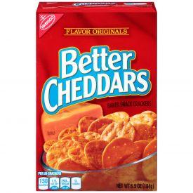 Nabisco Flavor Originals Better Cheddars Crackers, 6.5oz