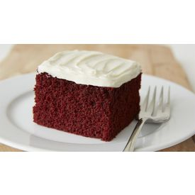 Pillsbury Baker's Plus Red Velvet Cake Mix 50lb.