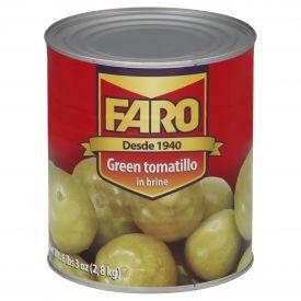 Labranza Whole Green Tomatillos 99oz.