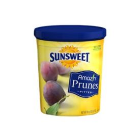 Sunsweet Grower Pitted Prunes 20oz.