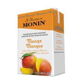 Monin Mango Fruit Smoothie Mix 46oz.