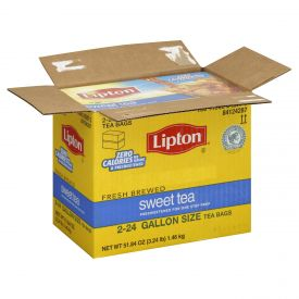 Lipton Sweet Iced Tea Bags for Brewer