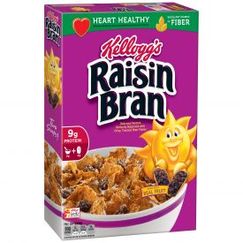 Kellogg's Raisin Bran Cereal 16.6oz.