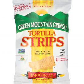 Green Mountain Gringo Original Corn Tortilla Strips, 8 Oz