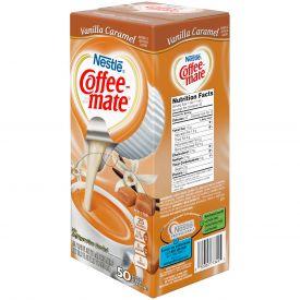 Coffee-Mate Vanilla Caramel Liquid Creamer .375oz.