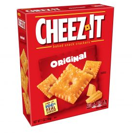 Sunshine Cheez-It Original Snack Crackers - 7 oz