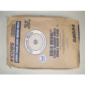 Gold Medal Stone Ground Whole Wheat Flour 50lb.