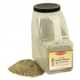 Sauer Salt Free Italian Seasoning - 3.5lb