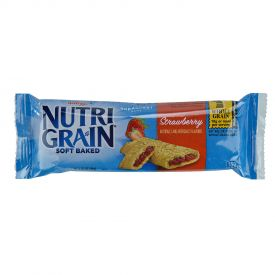 Kellogg's® Nutri-Grain Strawberry Breakfast Bars 1.55oz.