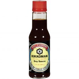 Kikkoman Soy Sauce 5oz.