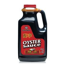 Kikkoman Oyster Flavored Sauce - 5lb