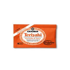Kikkoman Teriyaki Sauce Packets - 6ml