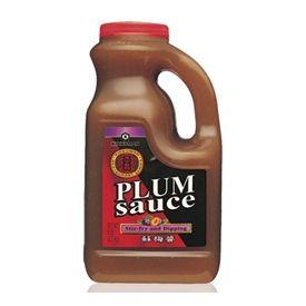 Kikkoman Plum Sauce - 5 lb