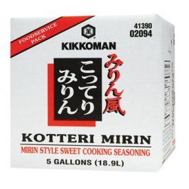 Kikkoman Kotteri Mirin Seasoning - 5gal