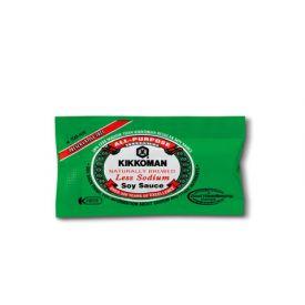 Kikkoman Low Sodium Preservative-Free Soy Sauce Packets 6 gm.