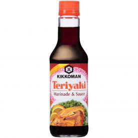 Kikkoman Teriyaki Marinade &Sauce - 10oz