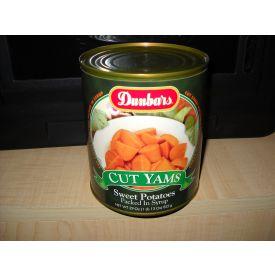 Dunbar Cut Sweet Potato - 29oz.