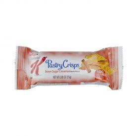 Kellogg's Special K Brown Sugar Cinnamon Pastry Crisps, 0.88 oz