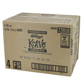 Kellogg's Krave Chocolate Cereal 35oz