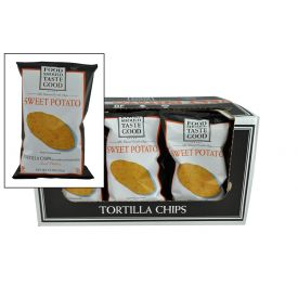 Food Should Taste Good Tortilla Chips, Sweet Potato 5.5 oz