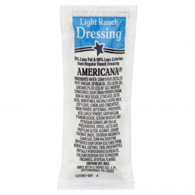 Heinz Light Ranch Americana Dressing - 12gm