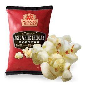 Popcorn Indiana Popcorn, Aged White Cheddar 3.5 oz