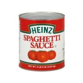 Heinz Classic Spaghetti Sauce - 104oz
