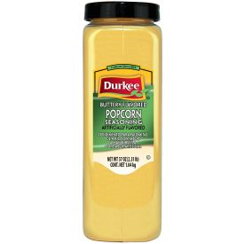Durkee  Buttery Flavored Popcorn Seasoning - 37oz.