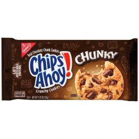Chips Ahoy Chunky Chocolate Chip Cookies - 11.75 oz